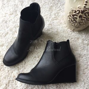 ✨NEW NWOT Rampage Wedge Heeled Boots